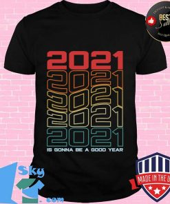 Retro is gonna be a good year happy new year 2021 eve party s Unisex