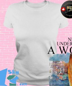 Never Underestimate A Woman With A Sailboat Who Was Born In February Shirt V-neck