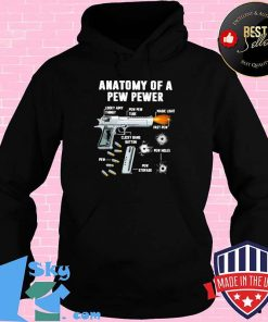 Anatomy Of A Pew Pewer Looky Aimy Thingy Tube Magic Light Shirt Hoodie