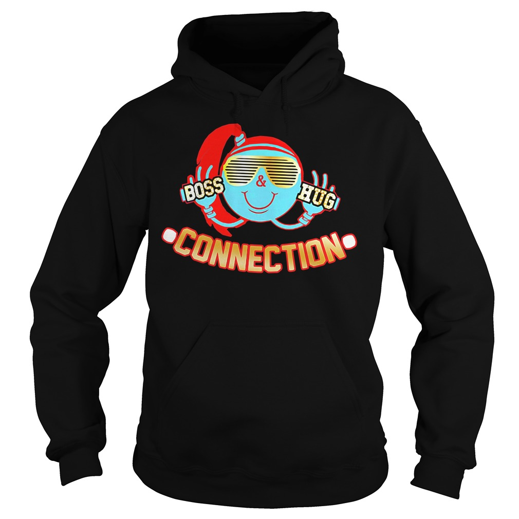 Boss Hug Connection Friends Forever Hoodie