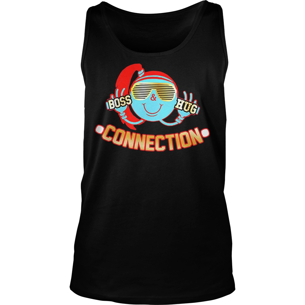 Boss Hug Connection Friends Forever Tank top
