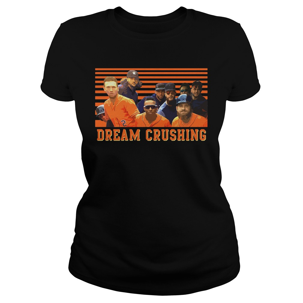 Houston Dream Crushing ladies tee