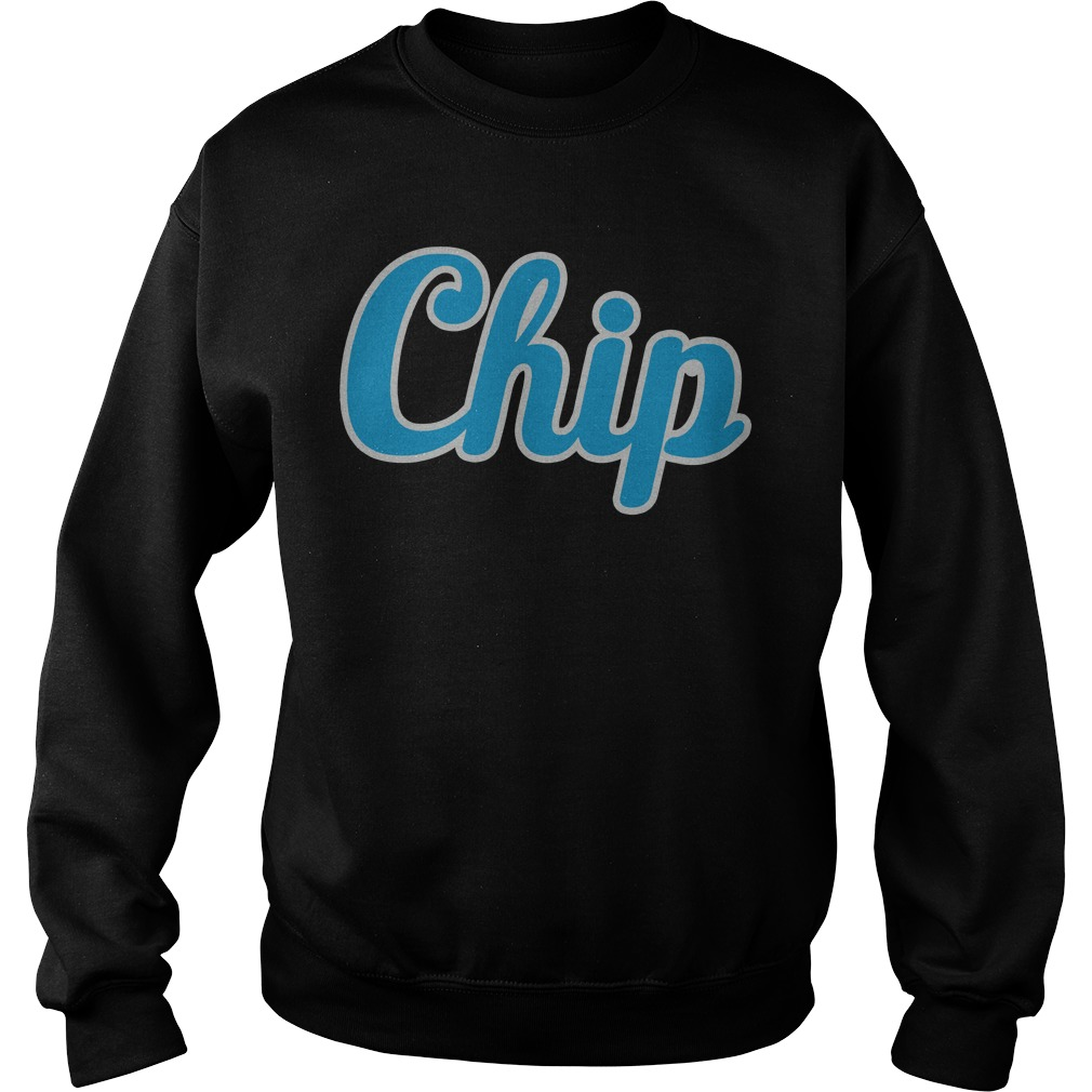 Welcome Chip SweatShirt