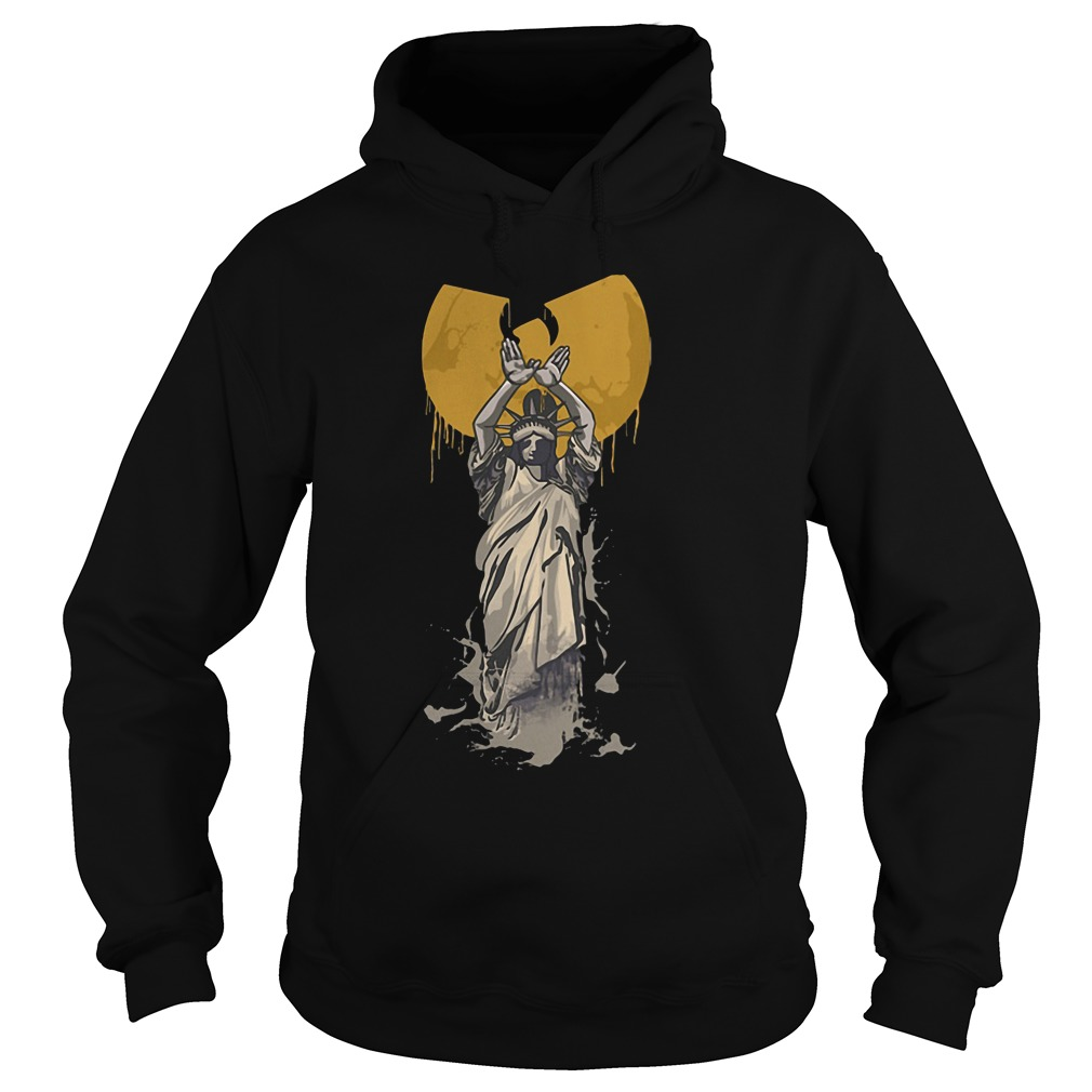 Wu Tang Clan Liberty Enlightening The World Hoodie