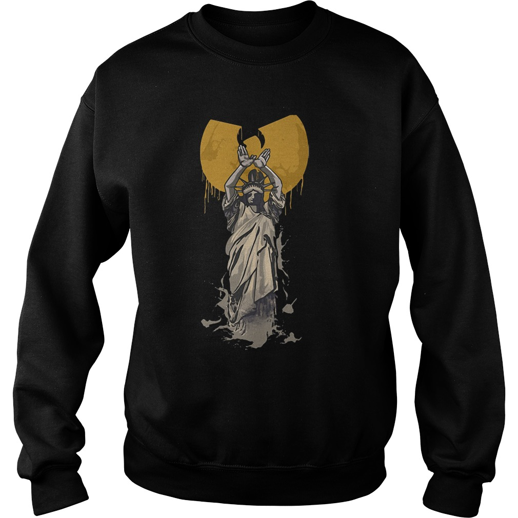 Wu Tang Clan Liberty Enlightening The World SweatShirt