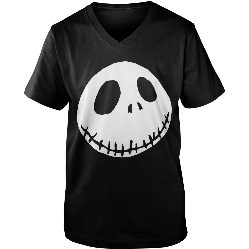 Official The Nightmare Before Christmas guys v-neck
