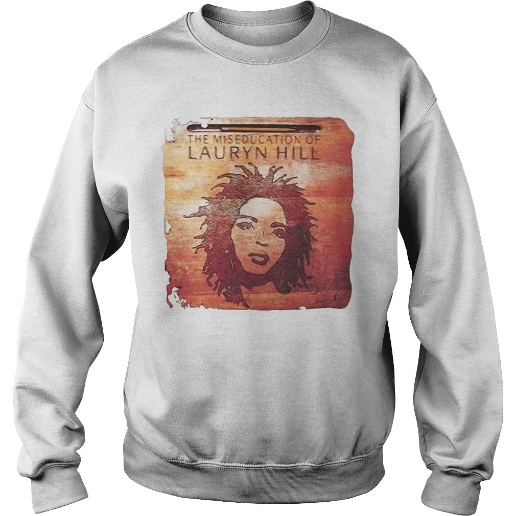 b54c400a The Miseducation of Lauryn Hill album shirt, hoodie, guys v-neck ...