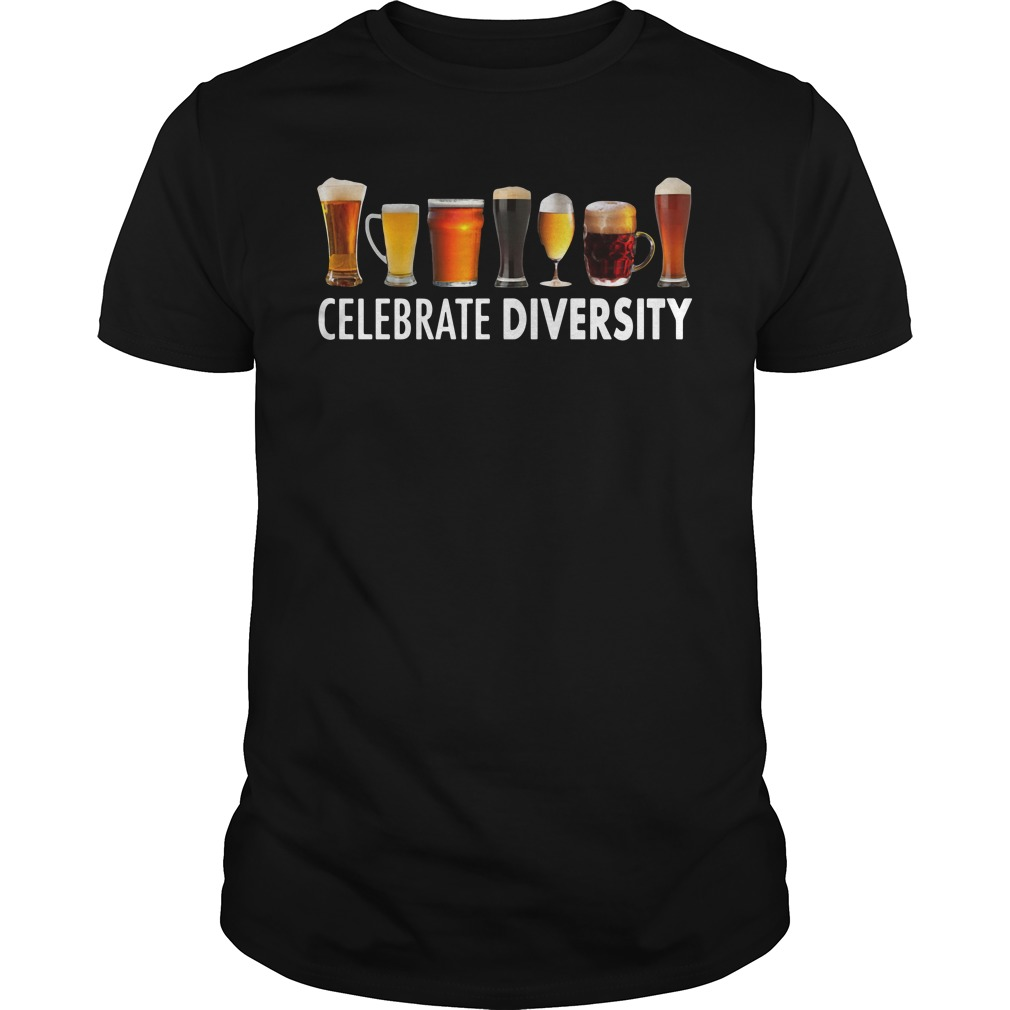 Official Celebrate Beer Diversity classic guys