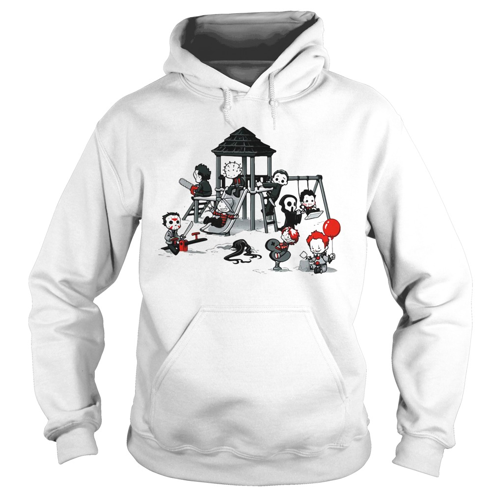 Official Horror Park Hoodie