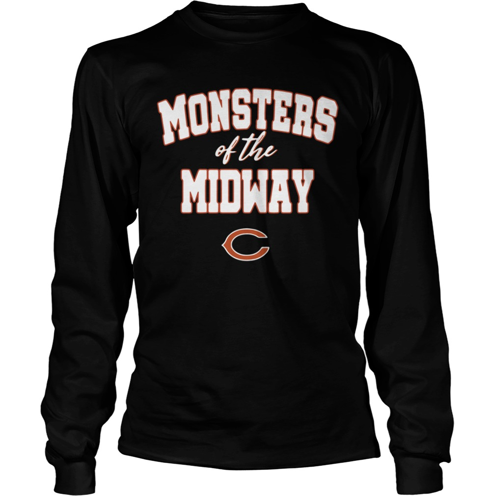 Monsters Of The Midway C Longsleeve