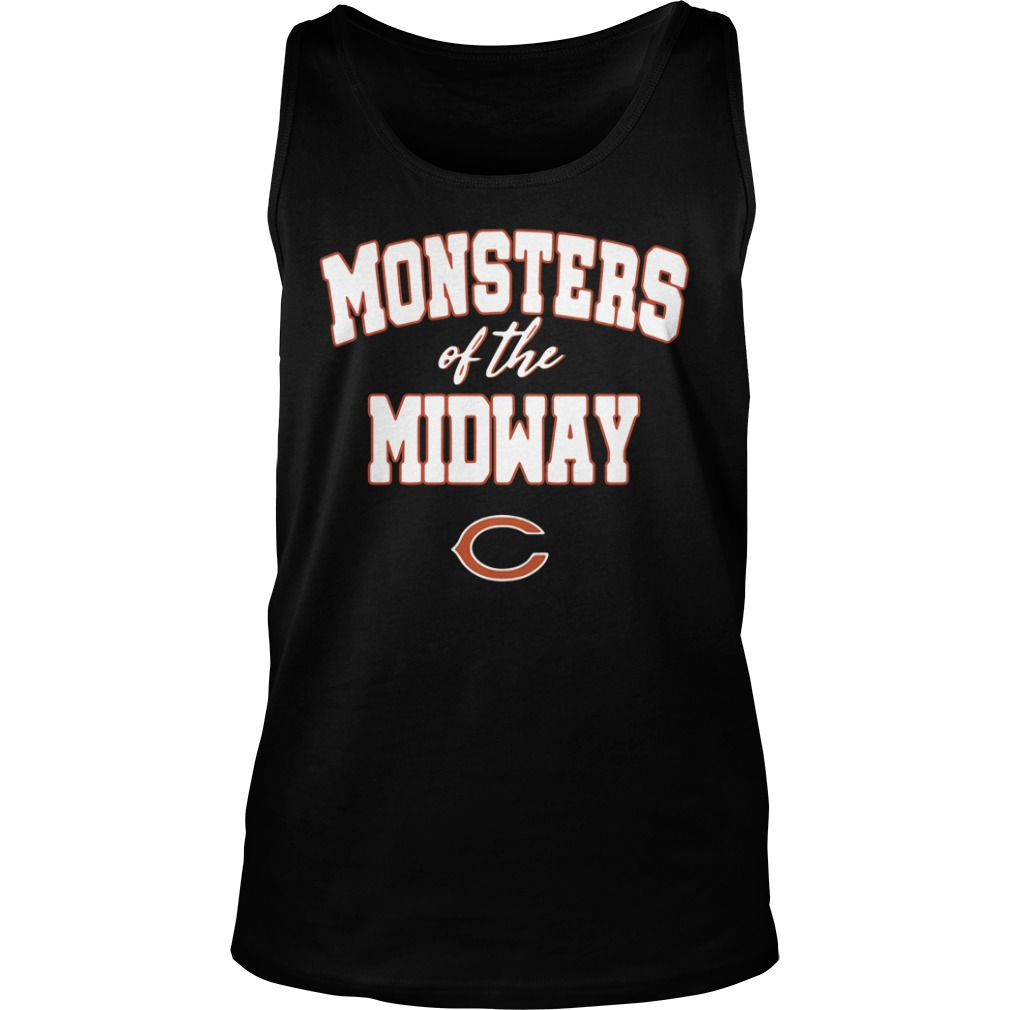 Monsters Of The Midway C Tank top