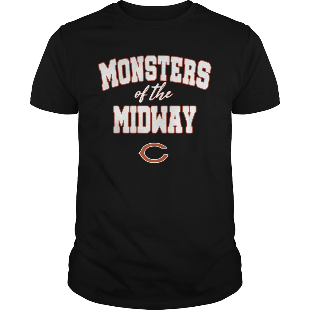 Monsters Of The Midway C Shirt