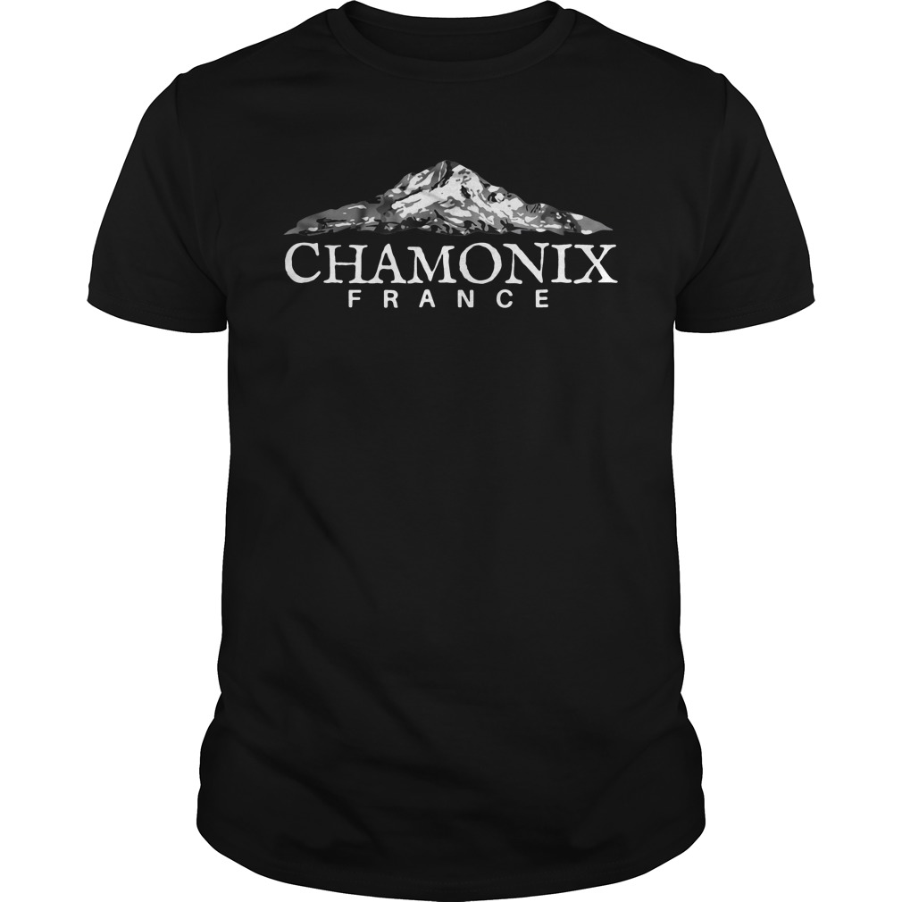 Official Chamonix France classic guys