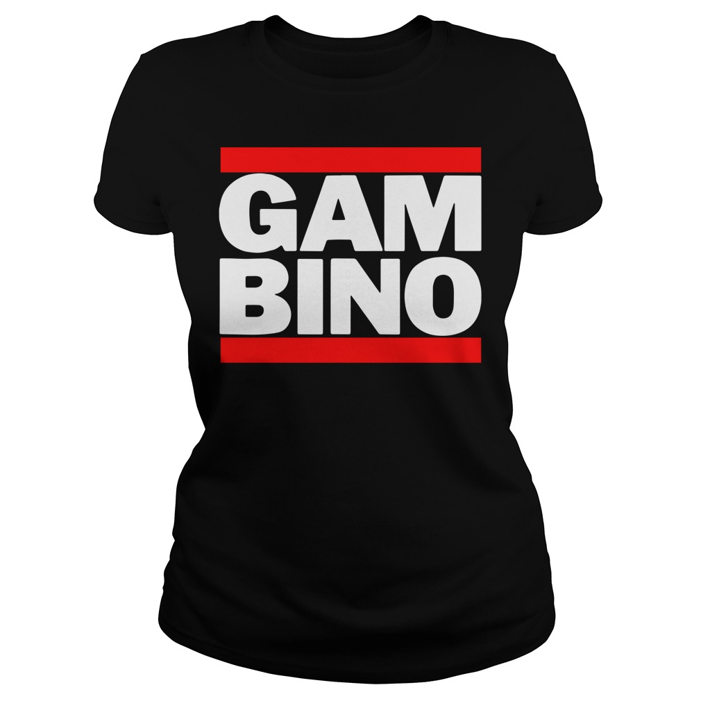 Childish Gambino ladies tee
