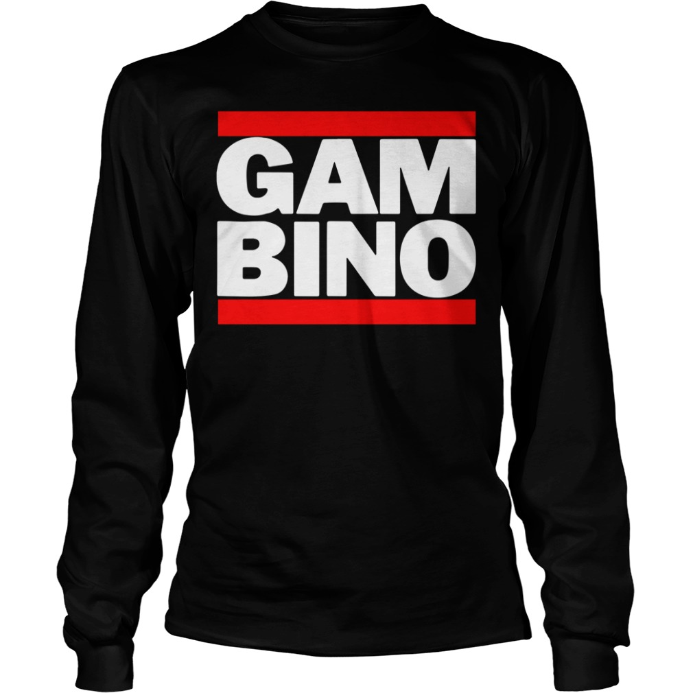 Childish Gambino long sleeve