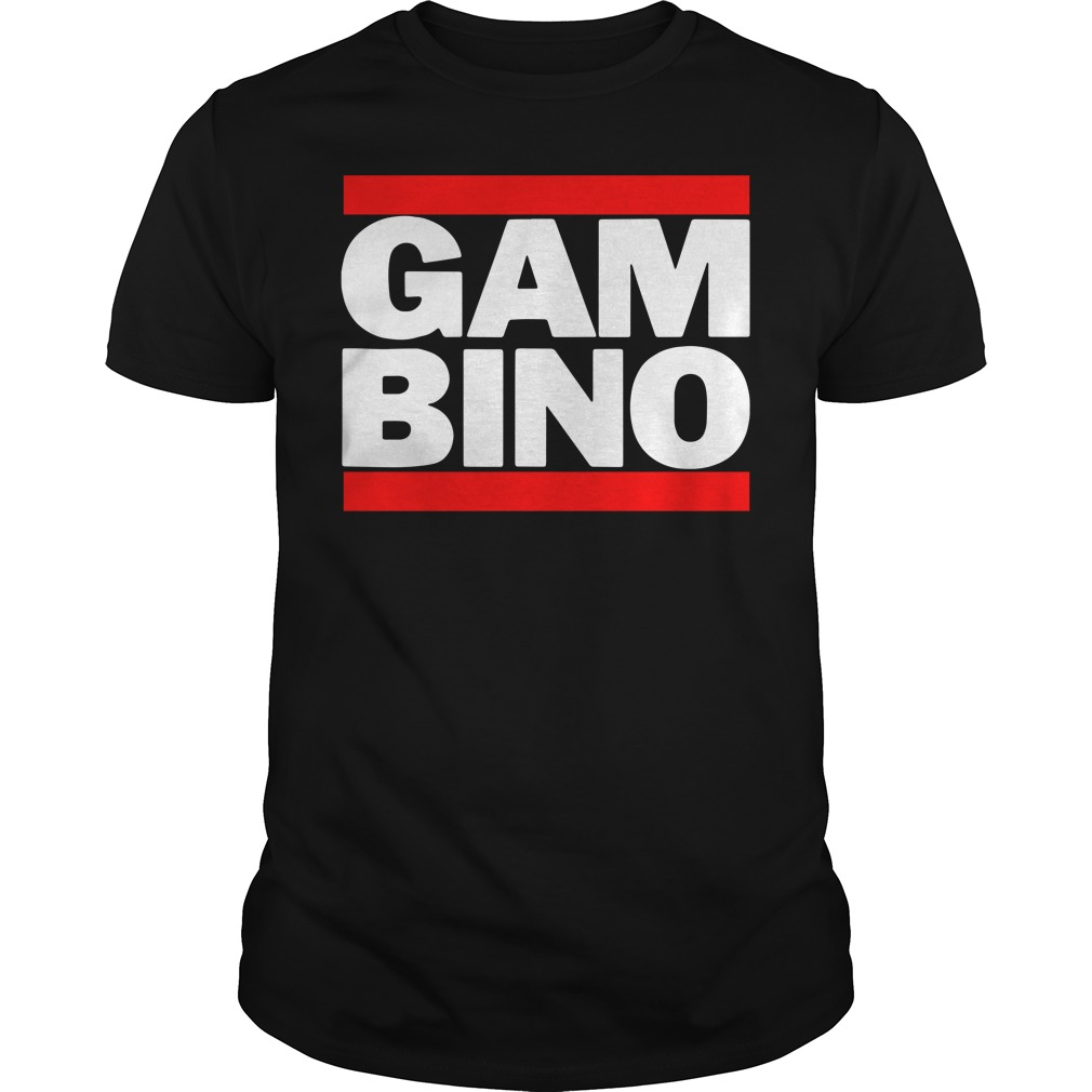 Childish Gambino unisex tee