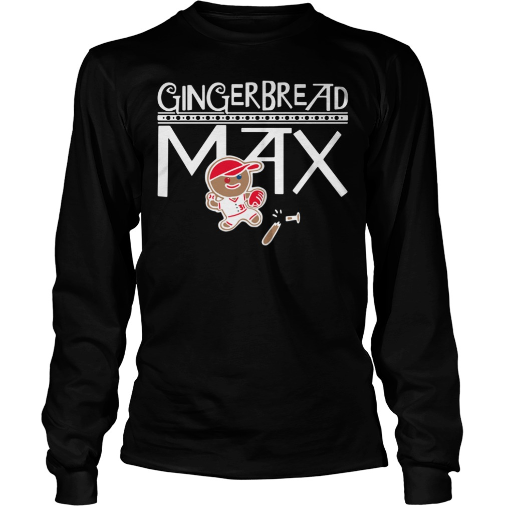 Gingerbread Max long sleeve