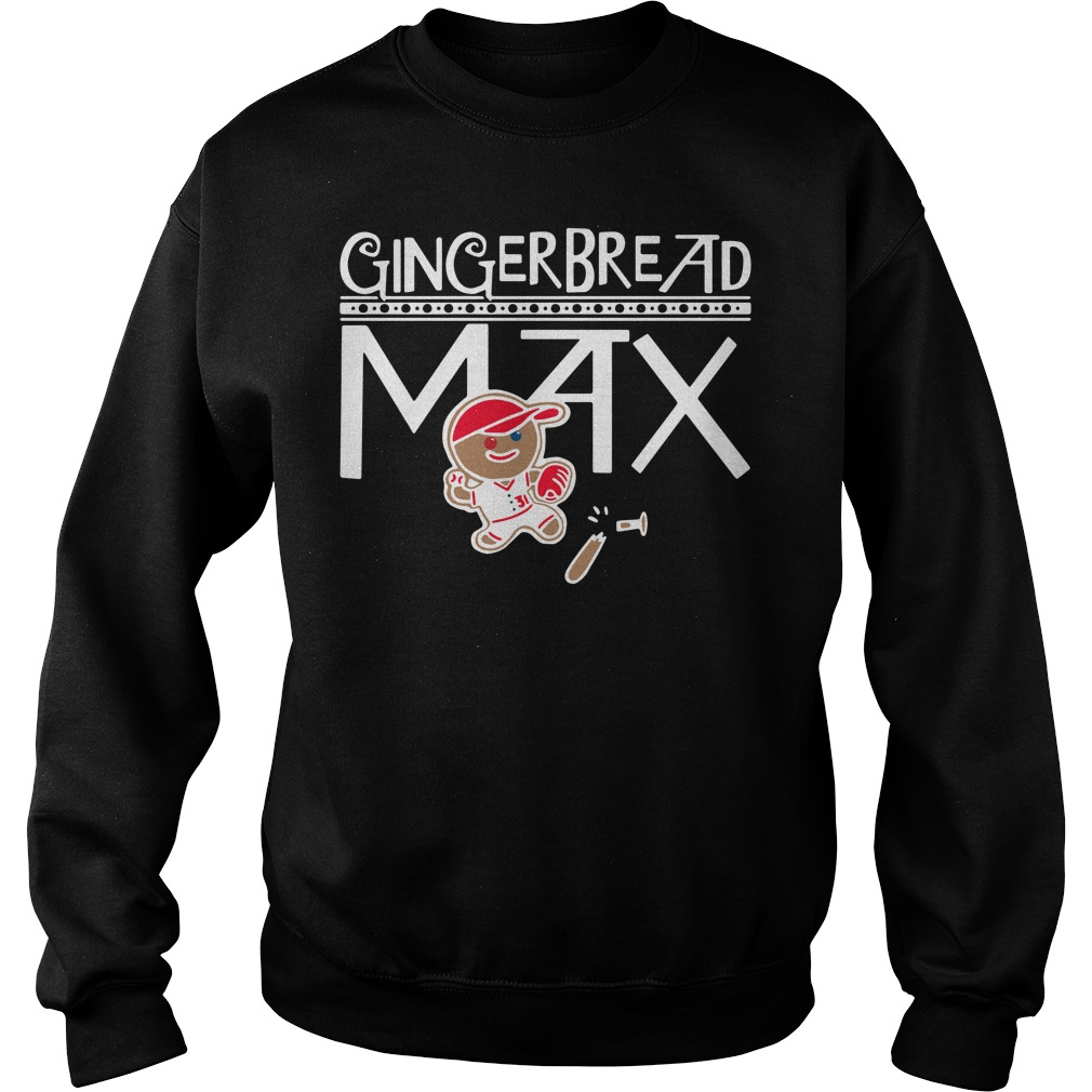 Gingerbread Max Sweatshirt