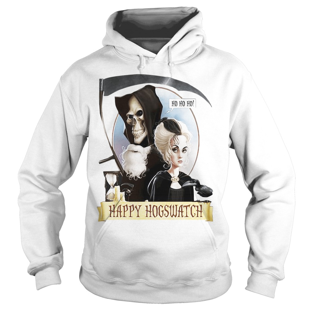 Happy Hogswatch Harry Potter hoodie