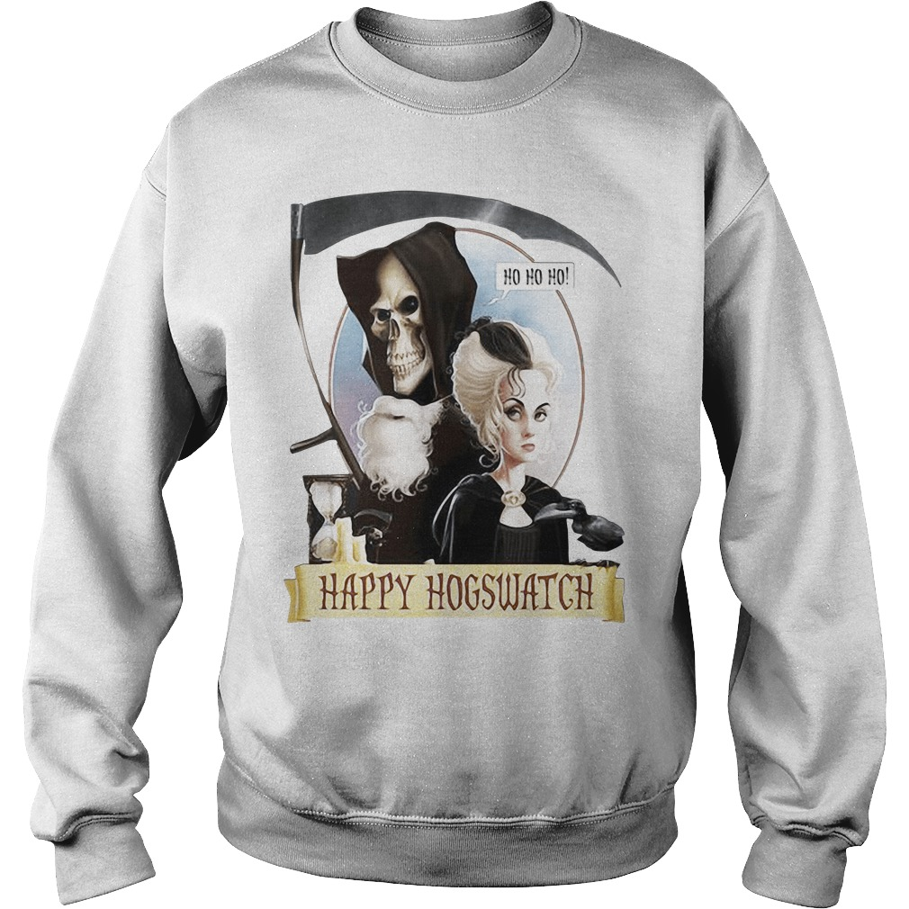 Happy Hogswatch Harry Potter Sweatshirt