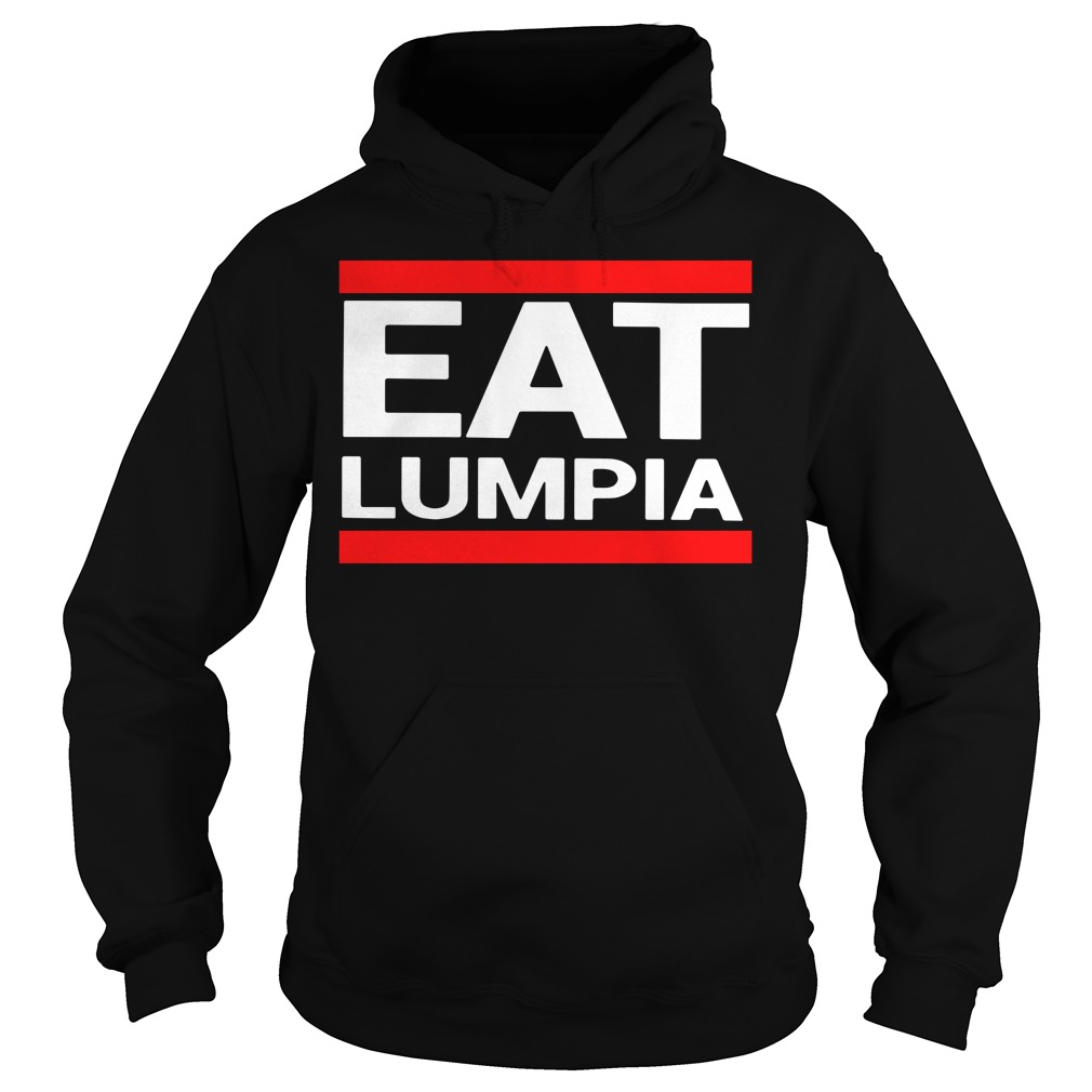 Official Eat Lumpia hoodie