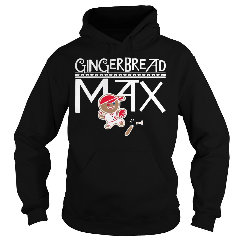 Official Gingerbread Max Hoodie