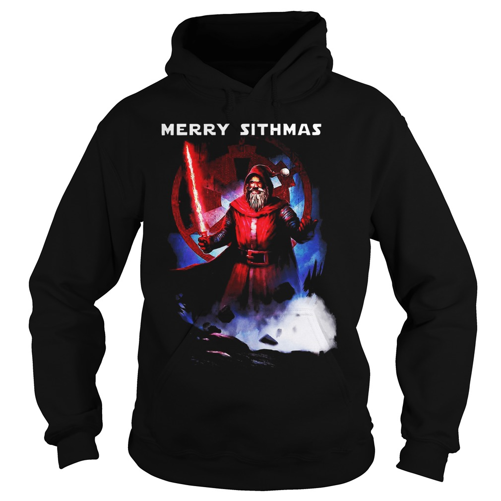 Official Merry Sithmas hoodie