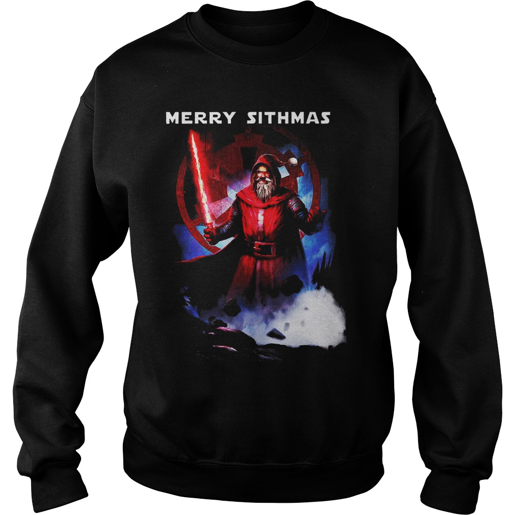 Official Merry Sithmas Sweatshirt