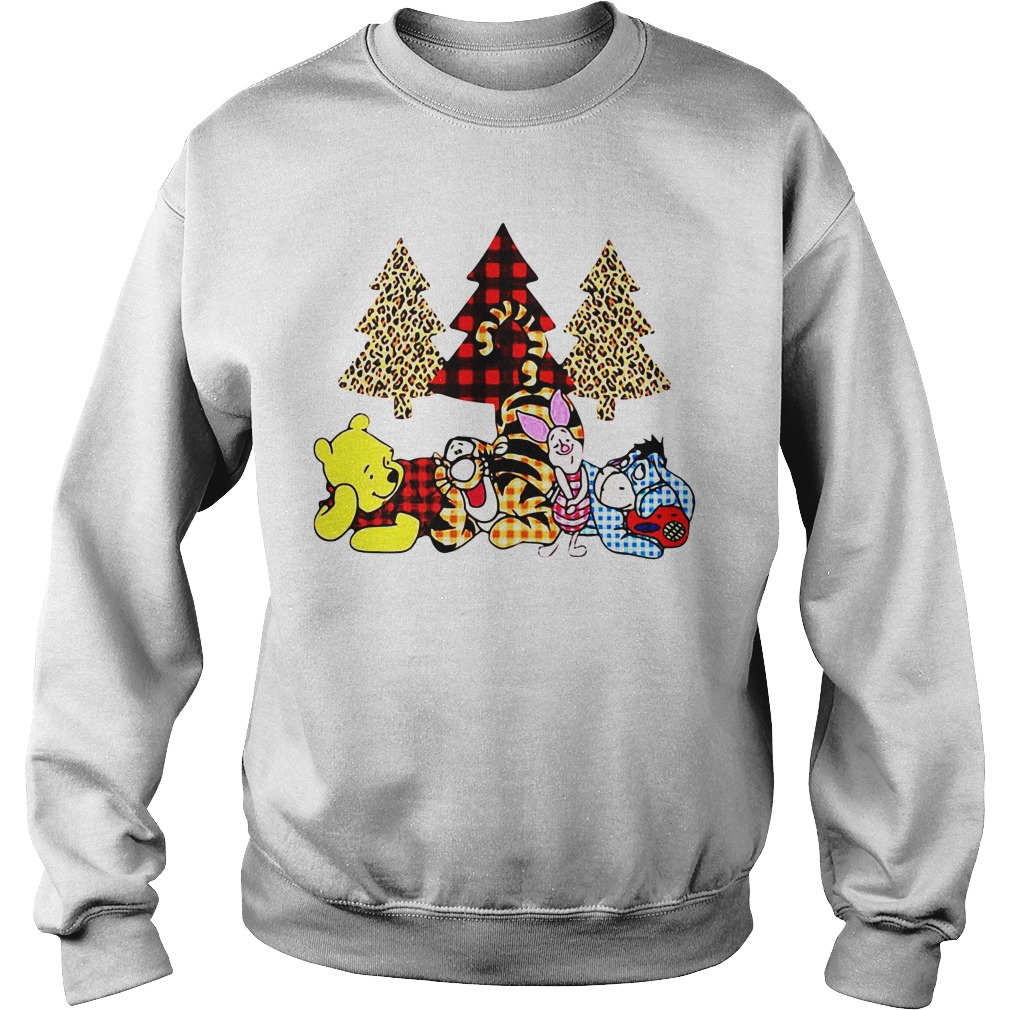 Winnie The Pooh It's The Most Wonderful Time Of The Year Sweatshirt