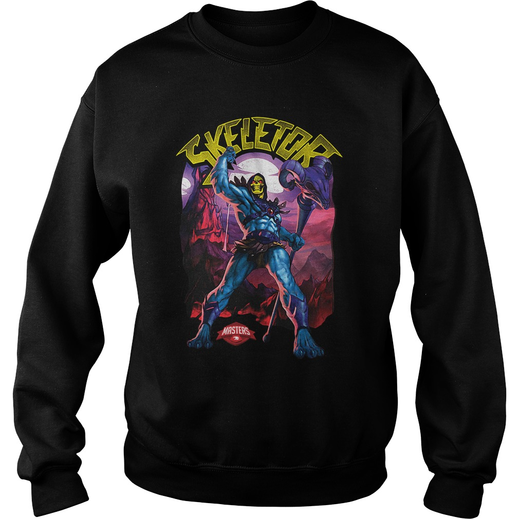Havoc Staff Skeletor Sweatshirt