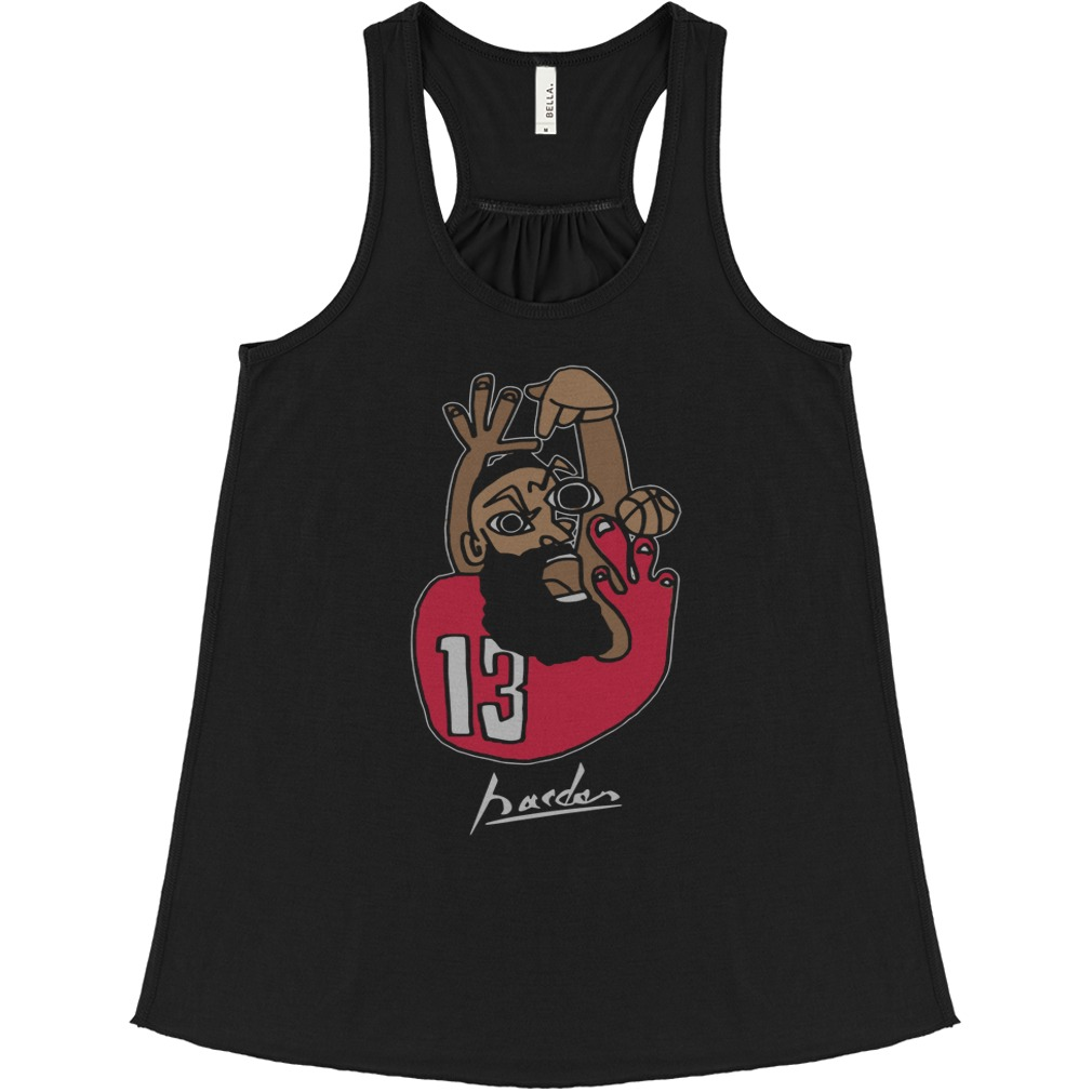 Official 13 Harder flowy tank