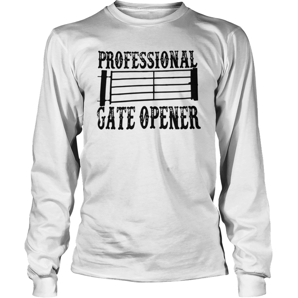 Professional Gate Opener long sleeve