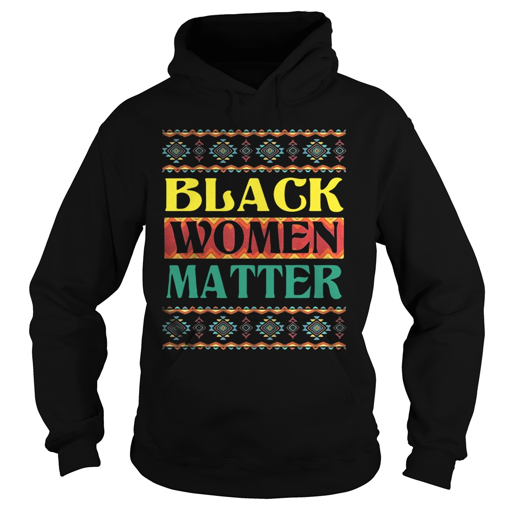 Official Black Women Matter hoodie