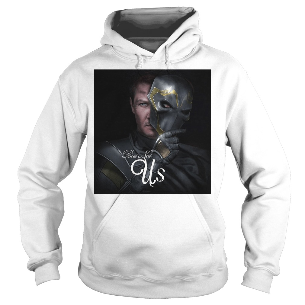 Avengers Endgame Hawkeye But Not Us hoodie