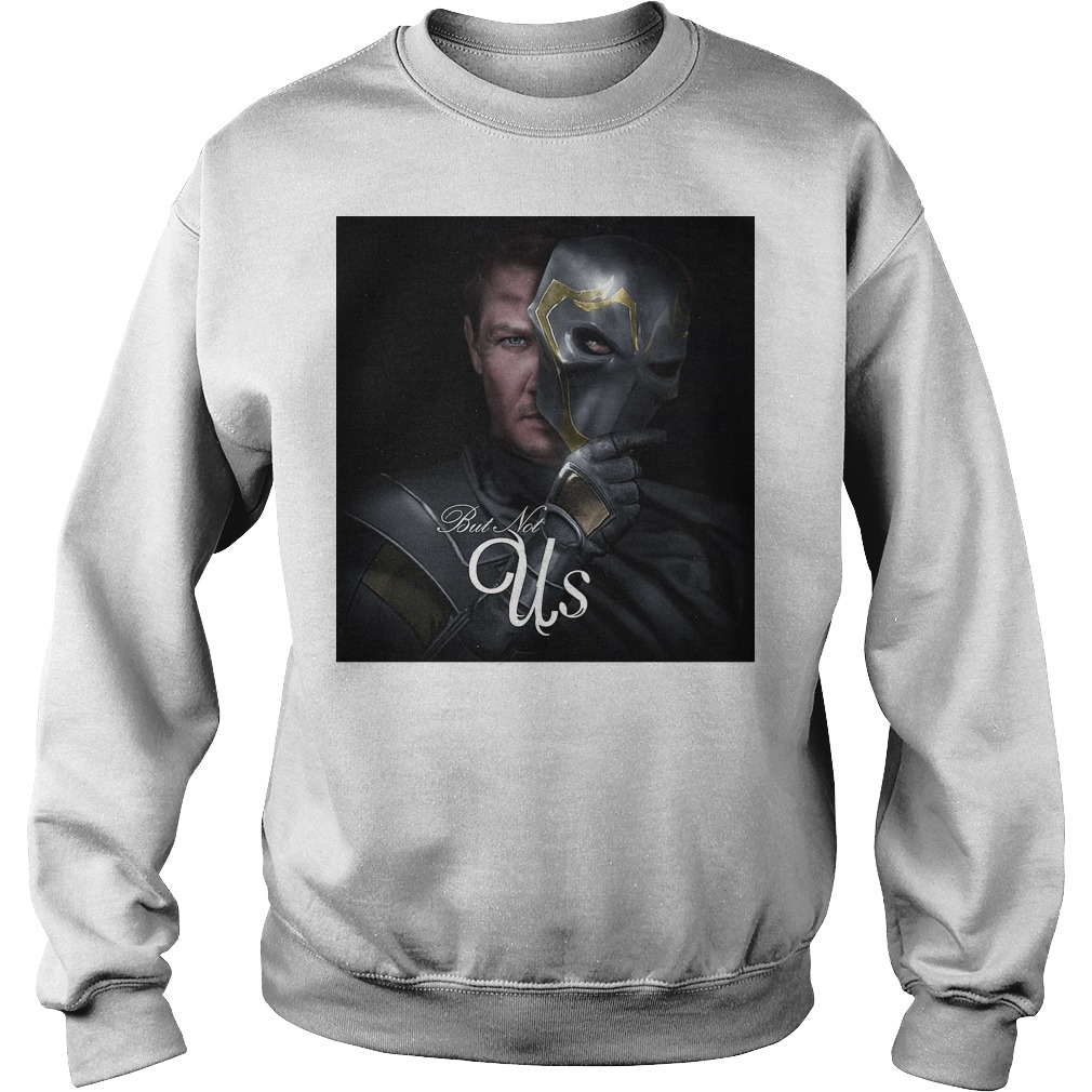 Avengers Endgame Hawkeye But Not Us sweatshirt
