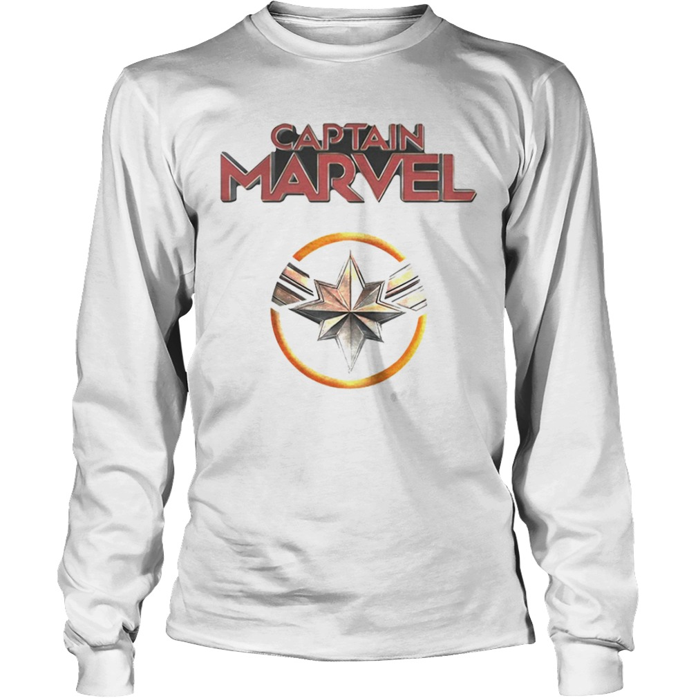 best captain marvel long sleeve - Official Best captain marvel shirt