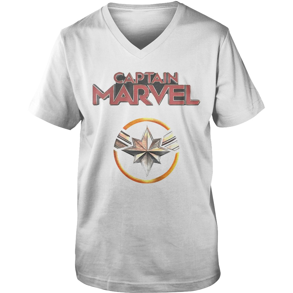 best captain marvel v neck - Official Best captain marvel shirt