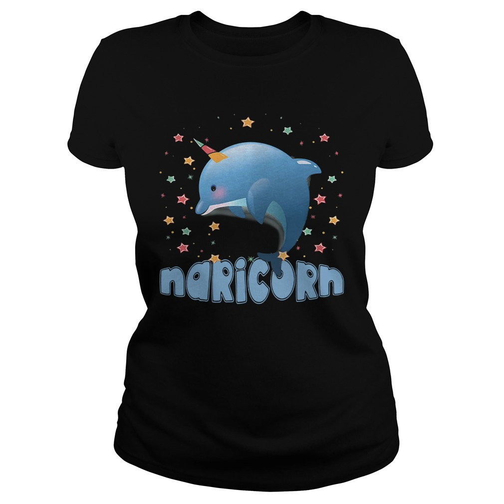 official narwhal unicorn naricorn ladies tee - Official Narwhal Unicorn Naricorn Shirt