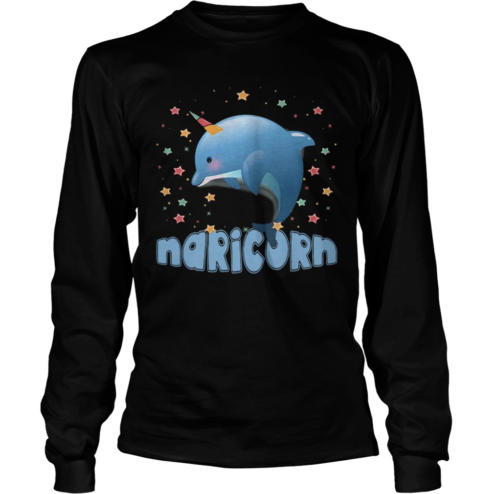official narwhal unicorn naricorn long sleeve - Official Narwhal Unicorn Naricorn Shirt