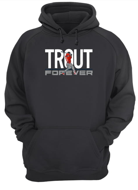 Astros Tuesday Trout Forever hoodie