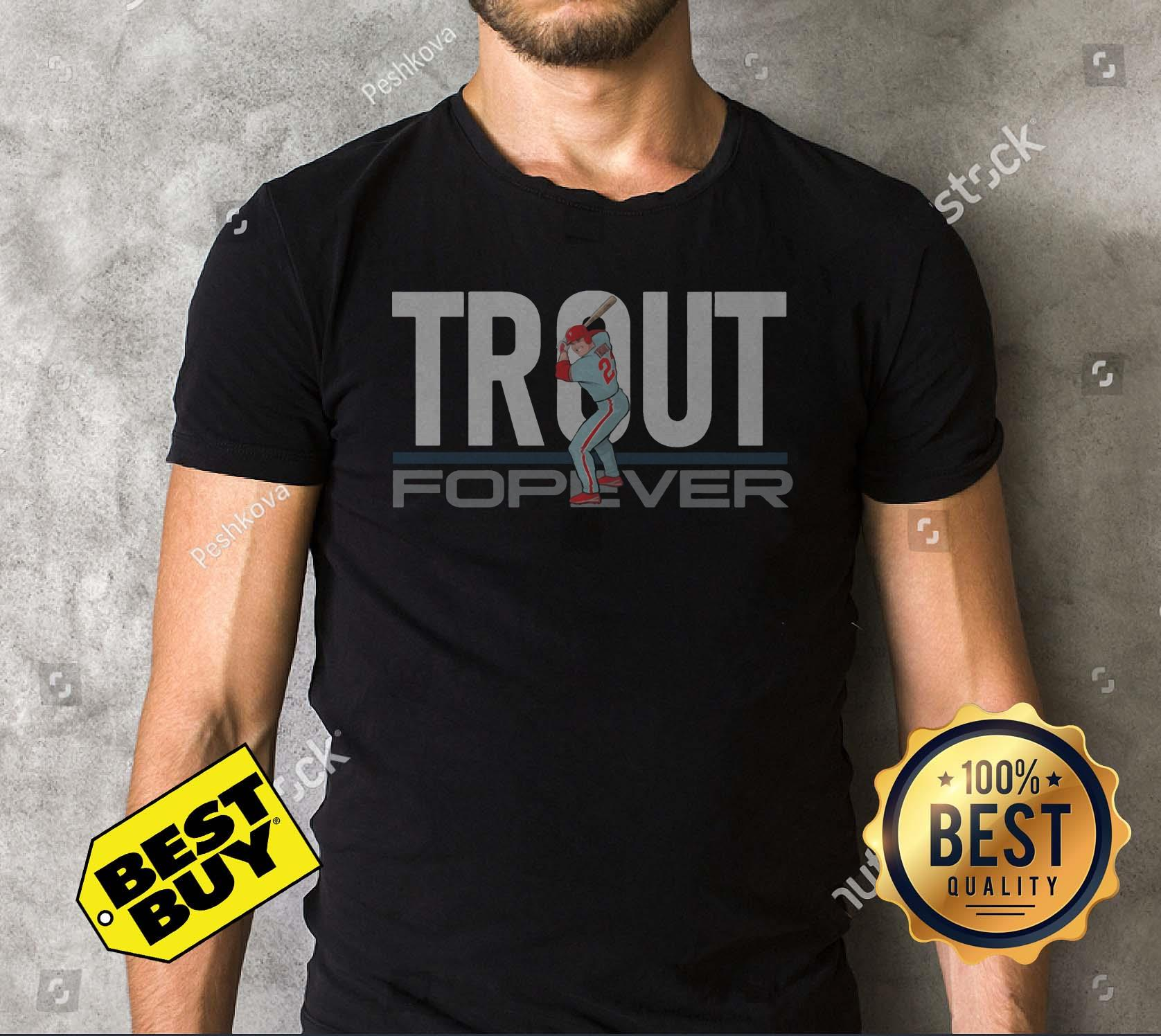 Astros Tuesday Trout Forever tank top