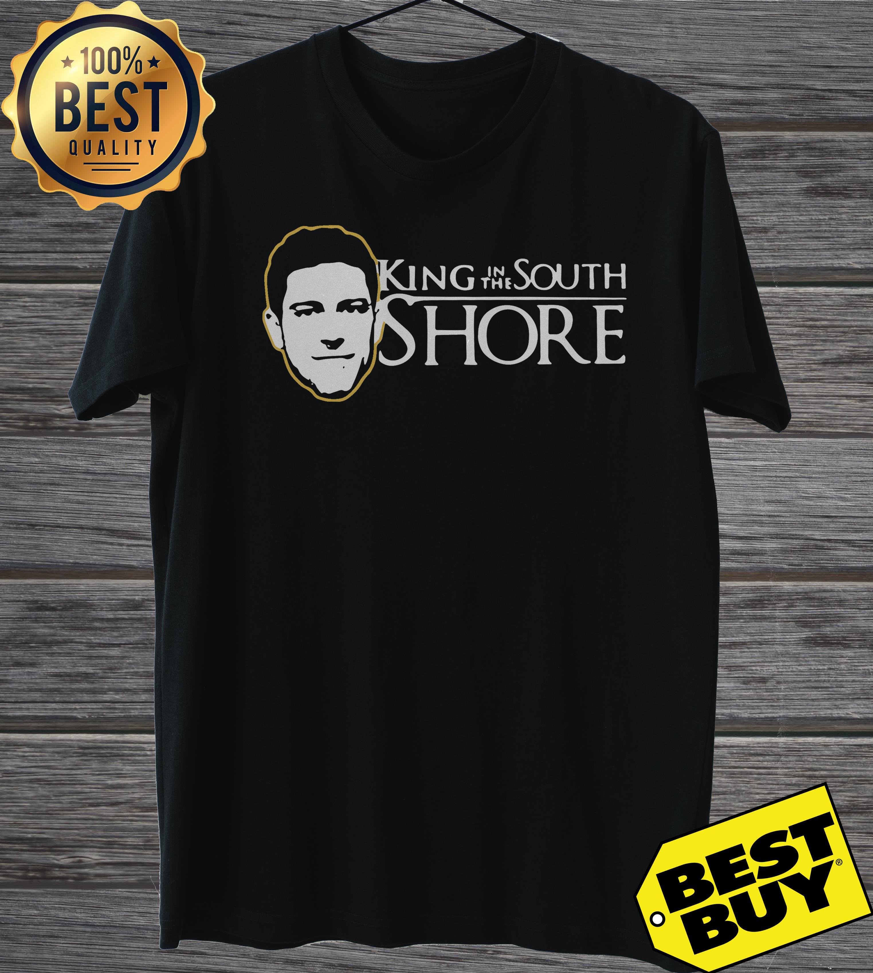 King In The South Shore ladies tee