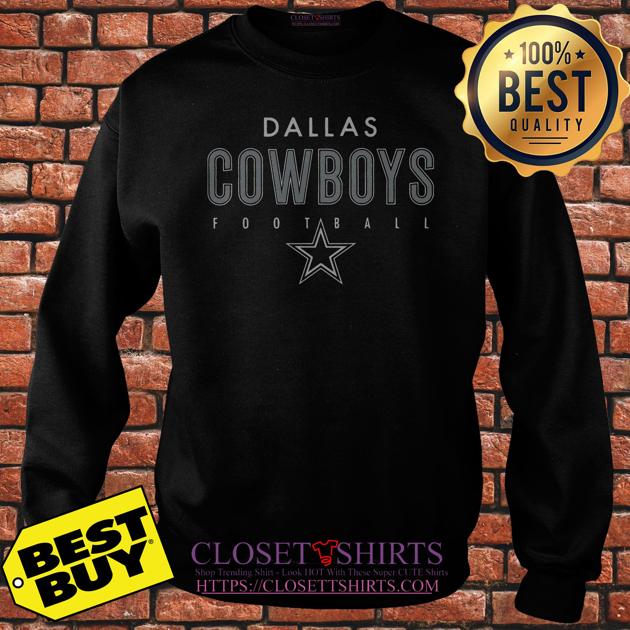 on sale cde26 9e52b Dallas Cowboys football Merchandising Youth Practice shirt ...