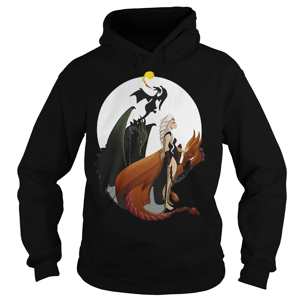 Game Of Thrones Daenerys Targaryen Mother Of Dragons hoodie