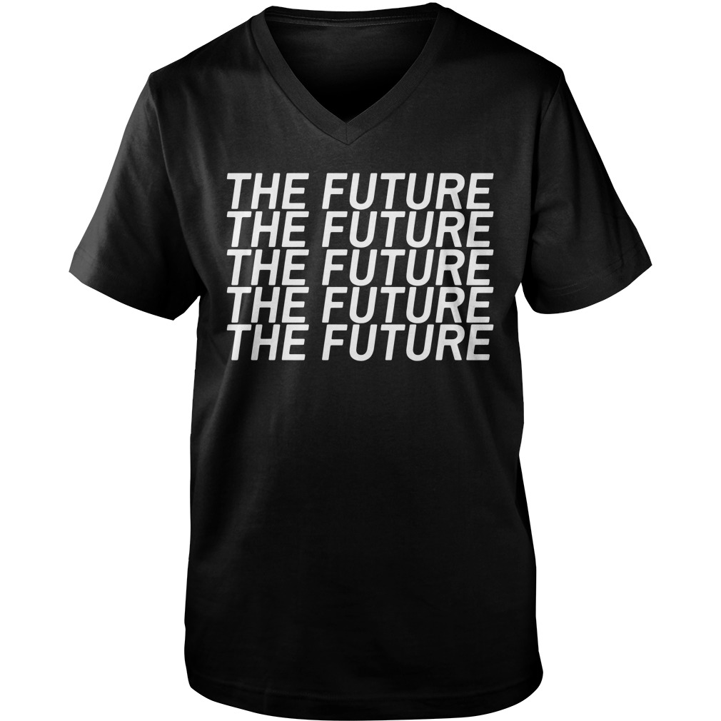Game Of Thrones The Future The Future v-neck