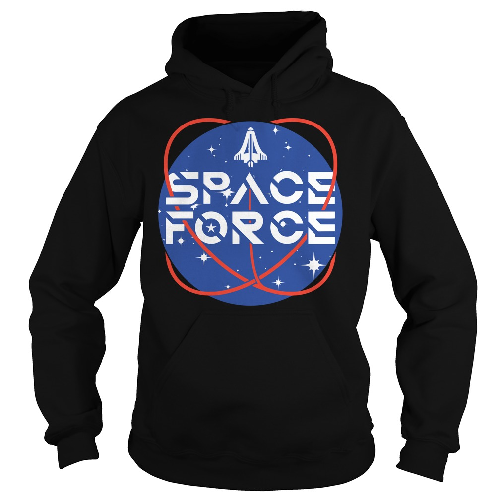 Official United States Space Force Pew Pew hoodie