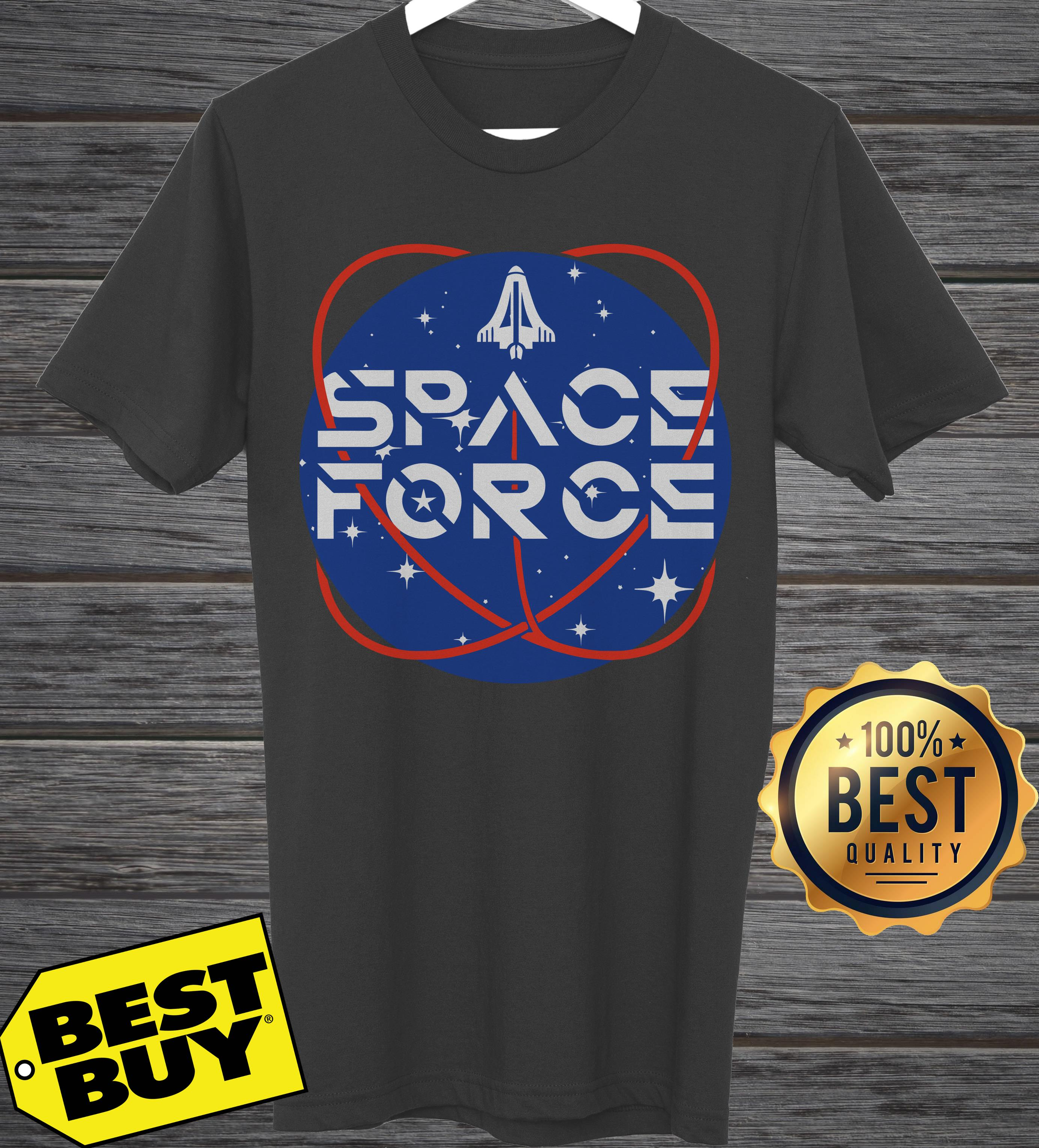 Official United States Space Force Pew Pew tank top