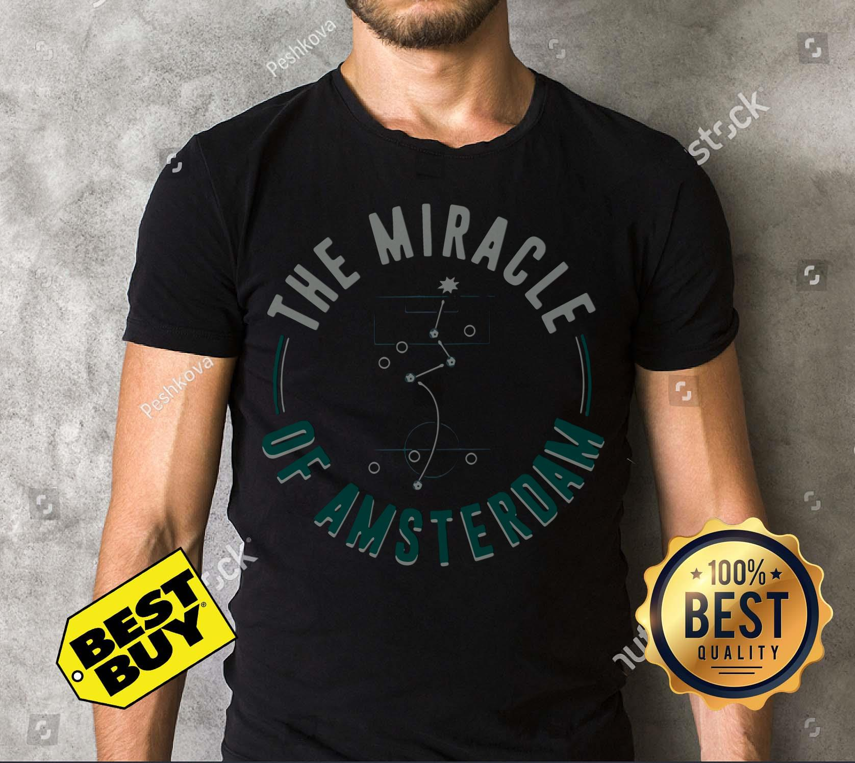 The Miracle Of Amsterdam v-neck