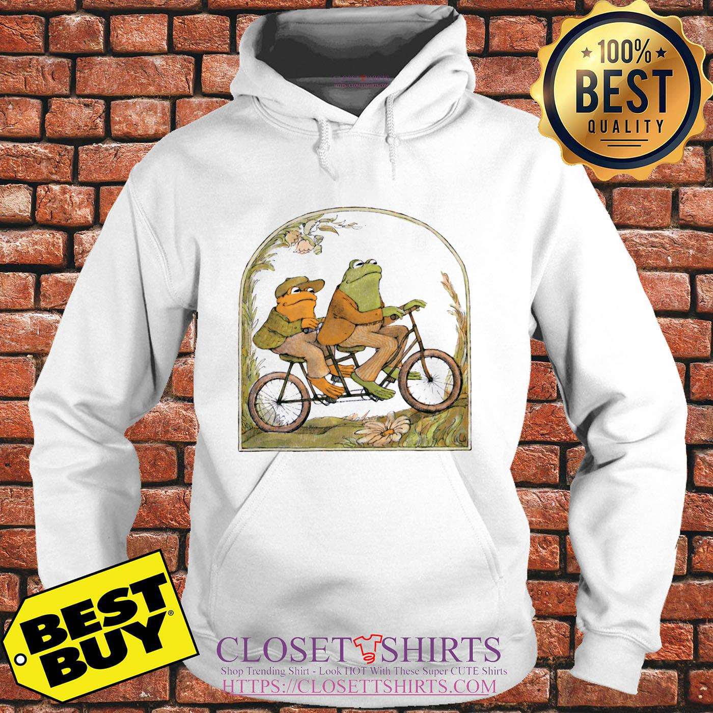 Frog And Toad Together Friends hoodie