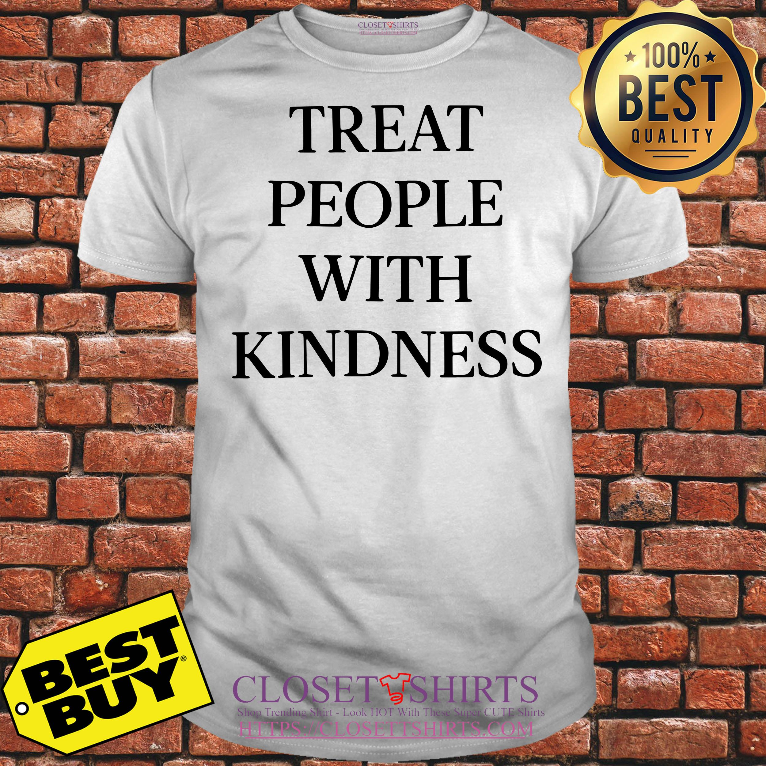Harry Styles Treat People With Kindness v-neck